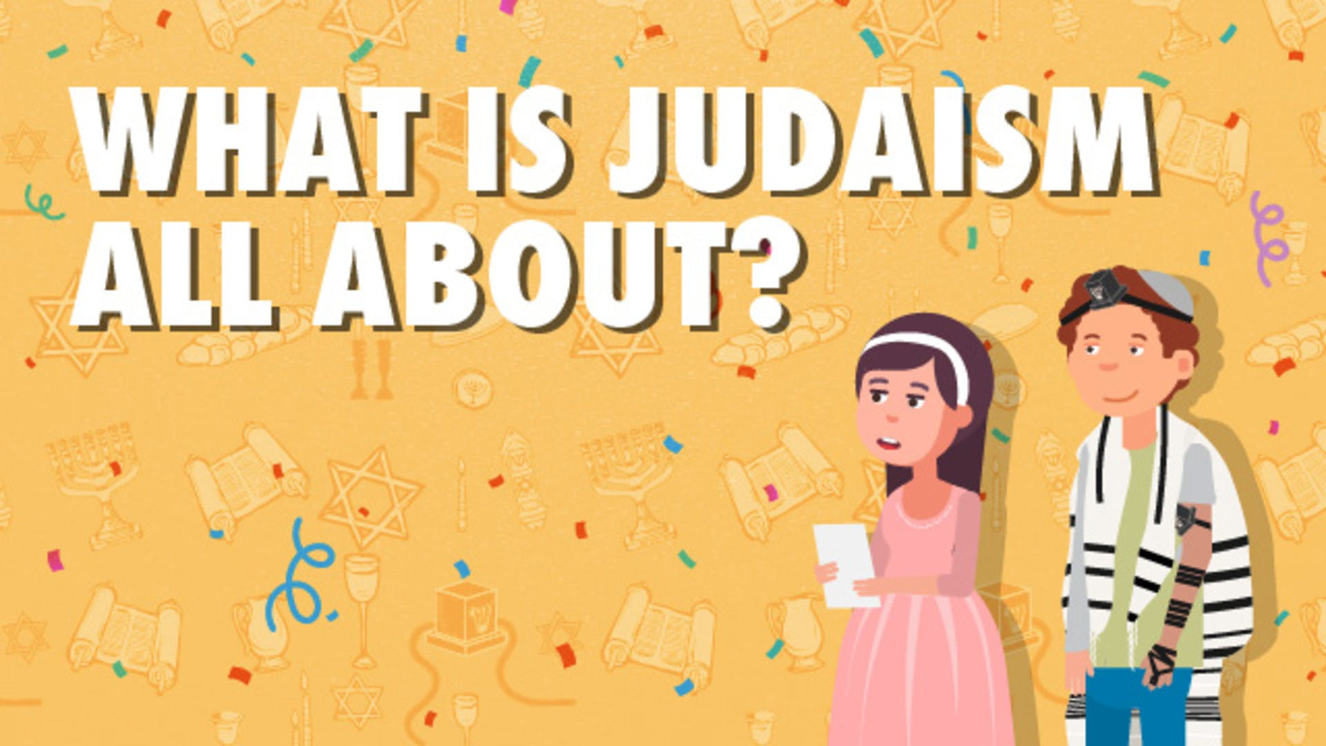 What is Judaism All About?