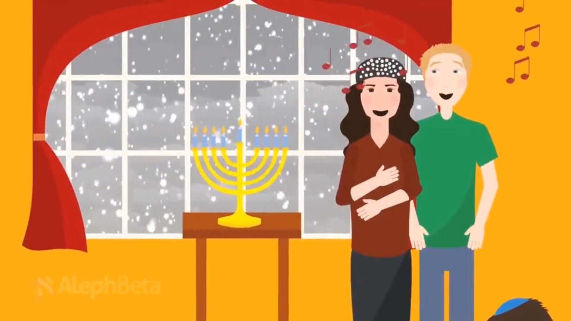 celebrating hanukkah jewish values today