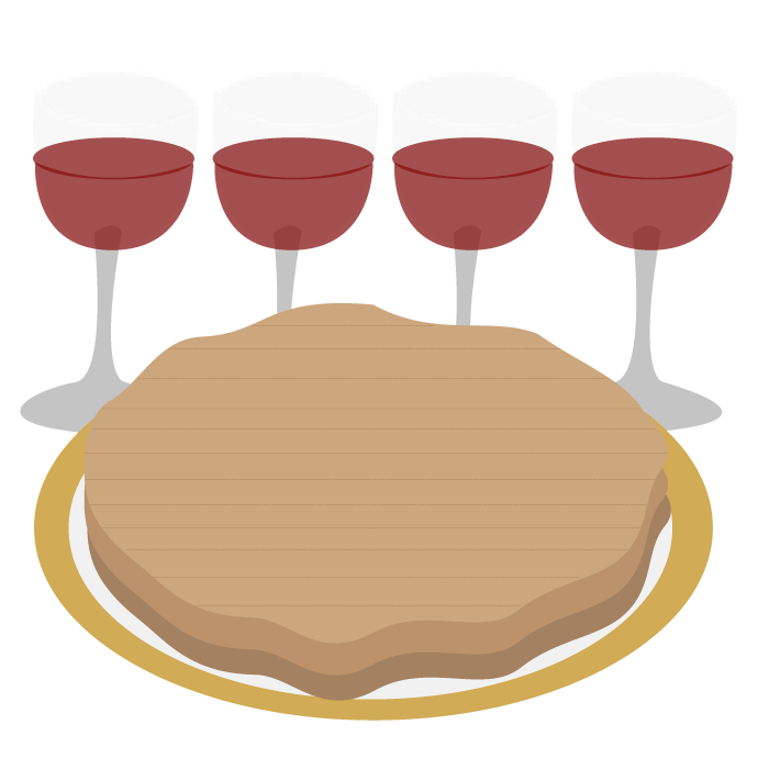 what is seder dinner and wine