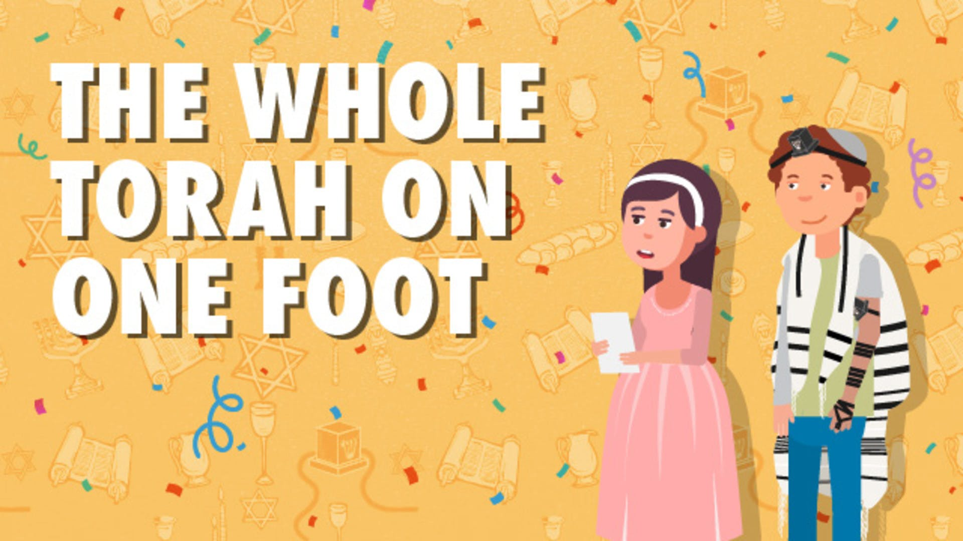The Whole Torah on One Foot