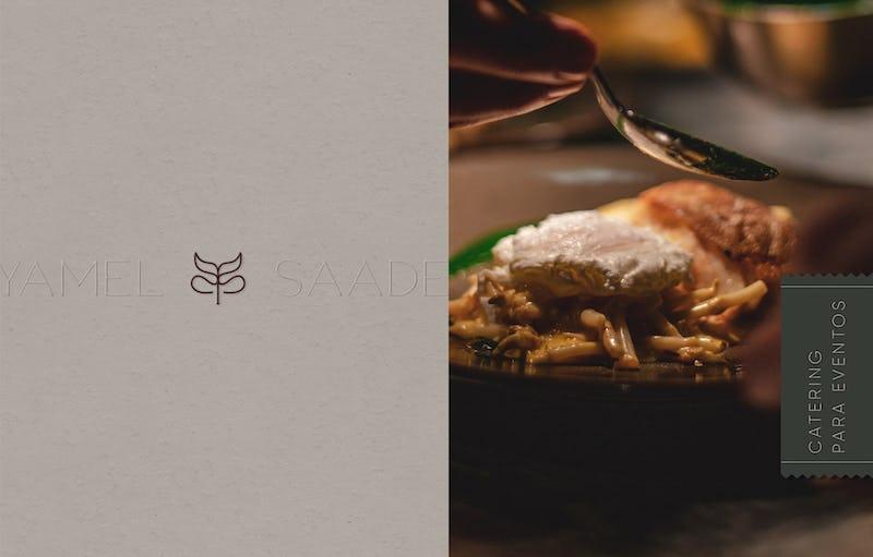 Yamel Saade Catering - Alfiler Studio