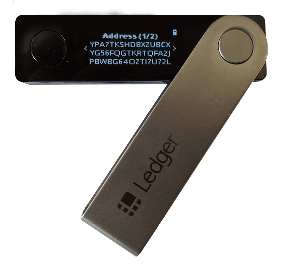 Algorand Wallet - confirm public key