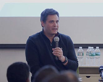 Blockchain Fireside Chat with Steve Kokinos