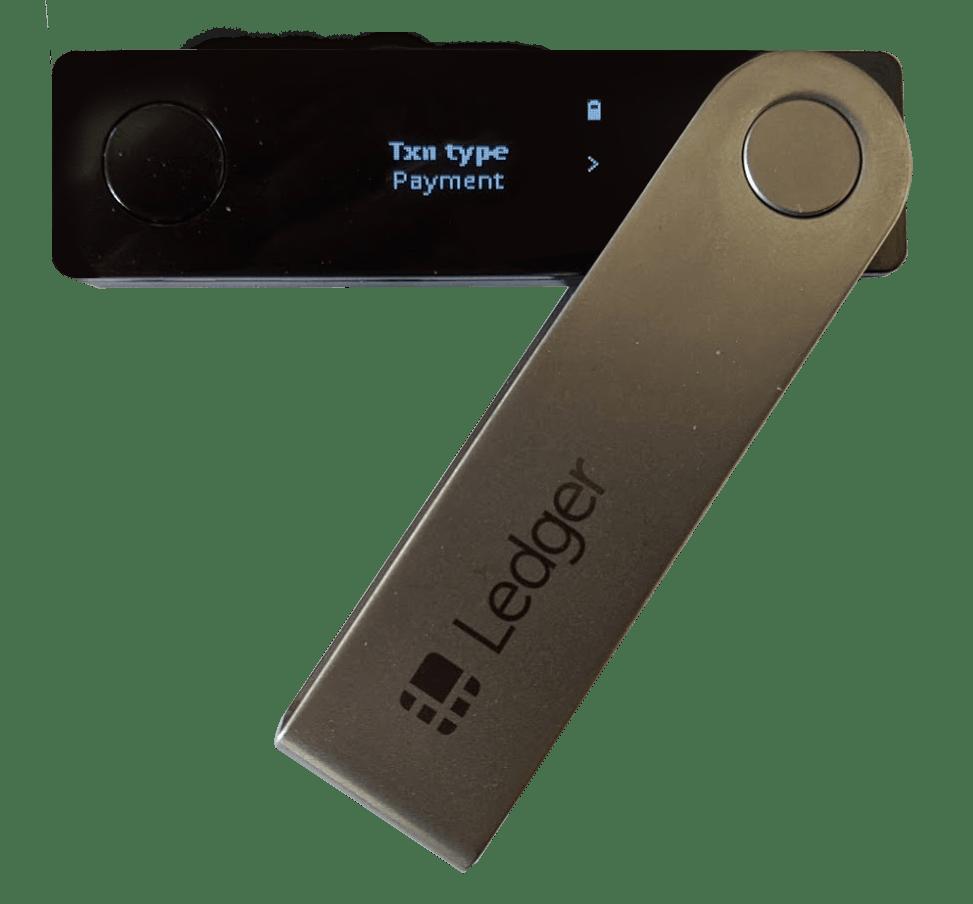 Algorand Ledger Wallet - Payment Txn Type