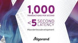 1000 transacciones por segundo