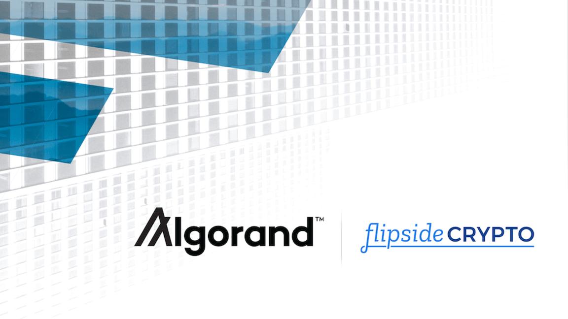 Algorand - flipside use case