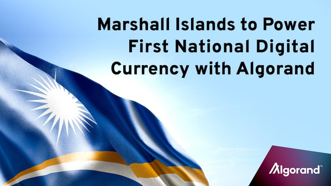 Algorand Use Case - Marshall Islands