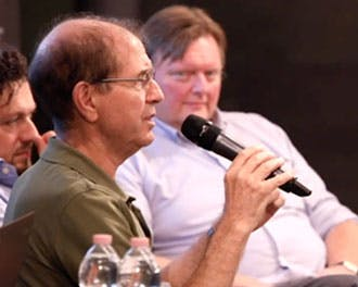 Panel Discussion with Silvio Micali