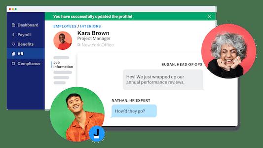 Justworks HR Platform