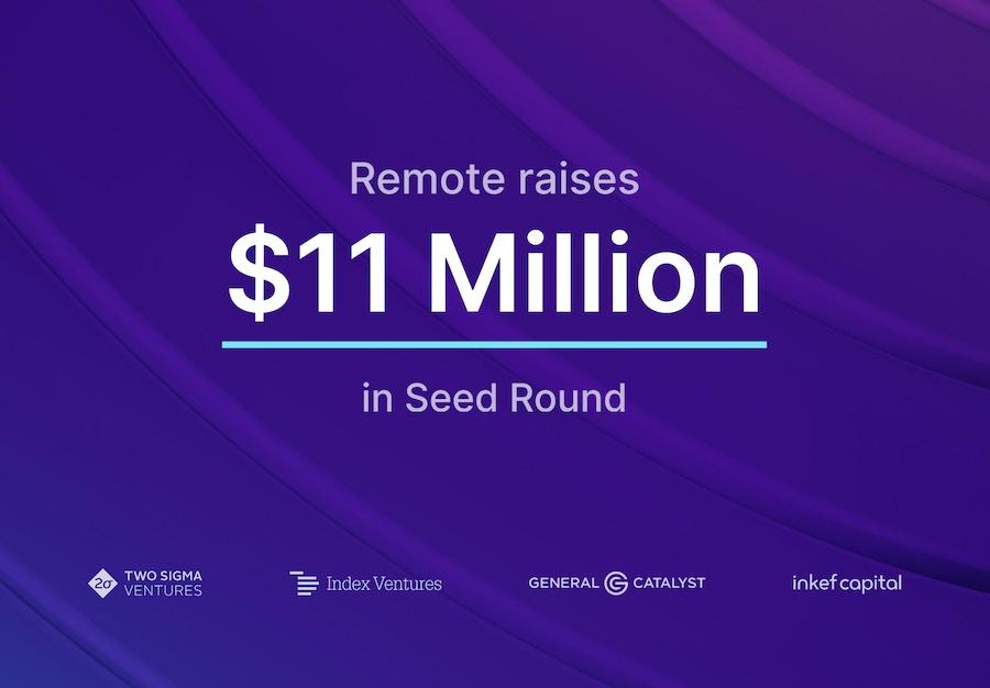 $11 million seed round
