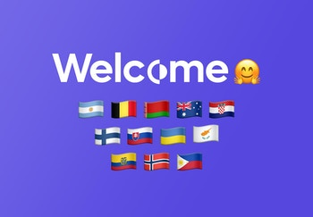Welcome 12 new countries to Remote