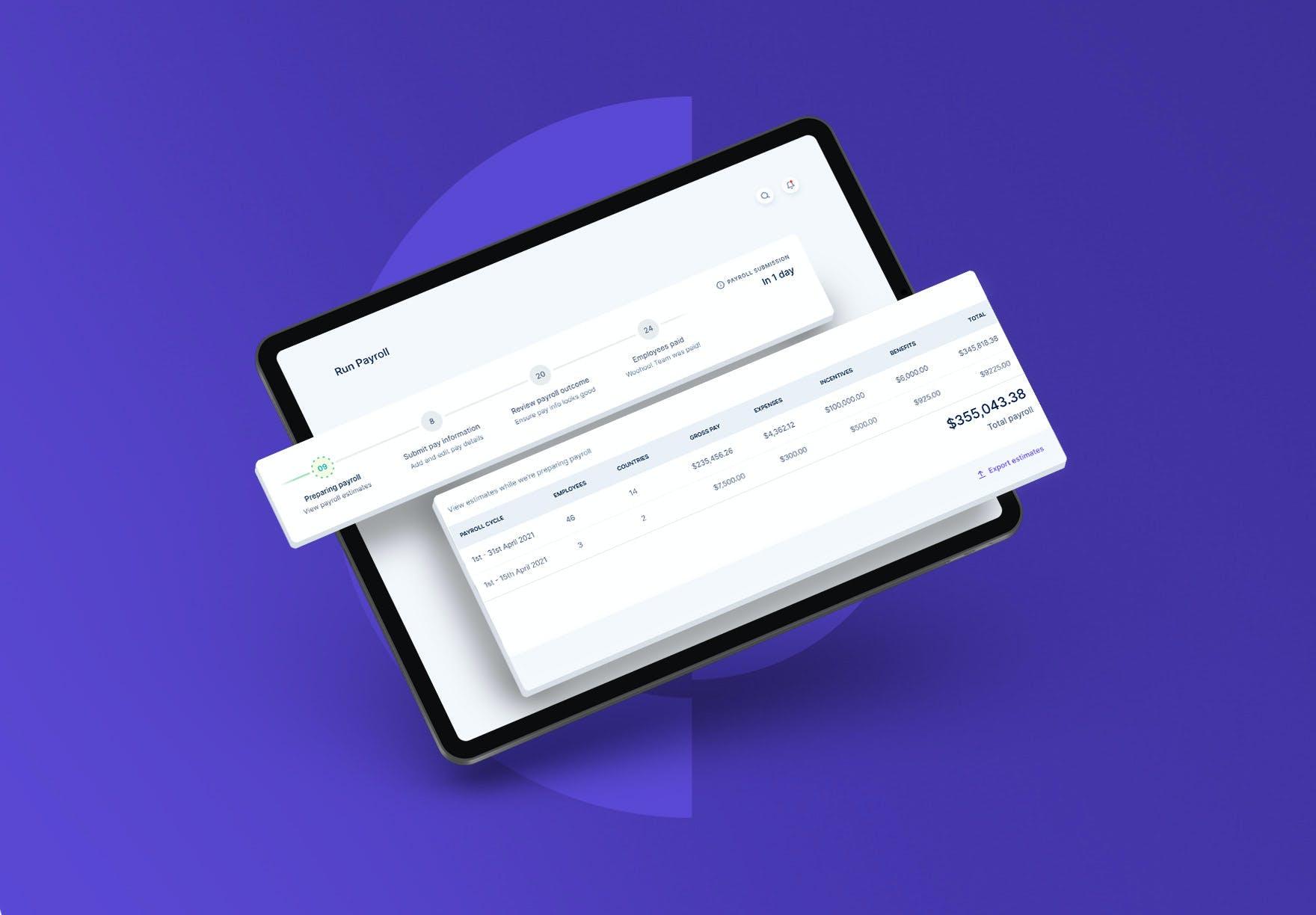 Remote Global Employee API