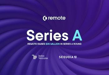 series A announcement - $35 million