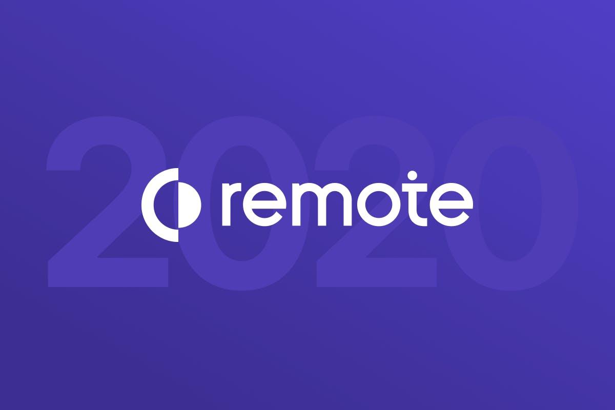Remote 2020