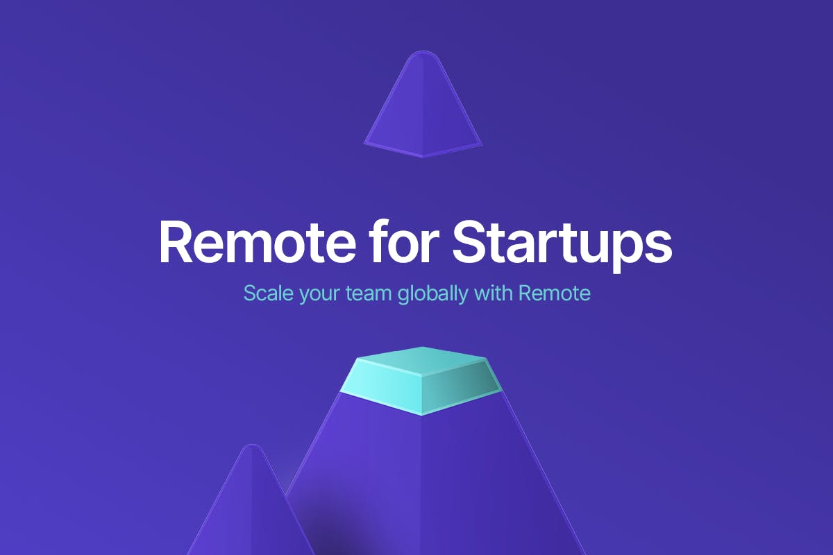 Remote for Startups