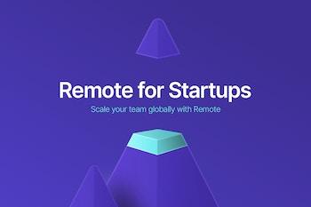 Remote for Startups