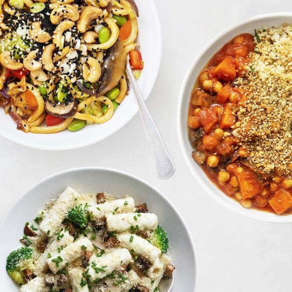 three allplants meals