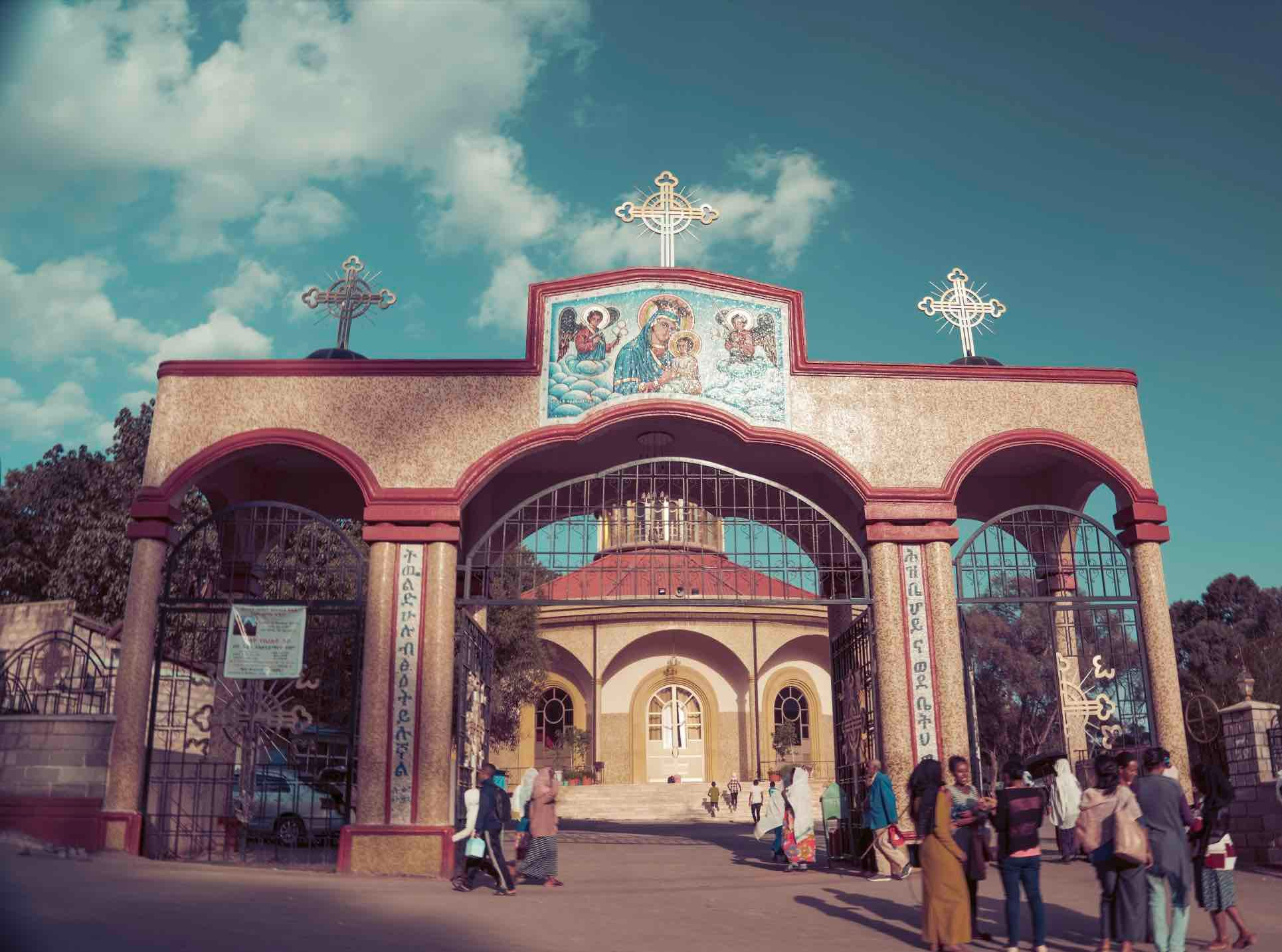 church ethiopia