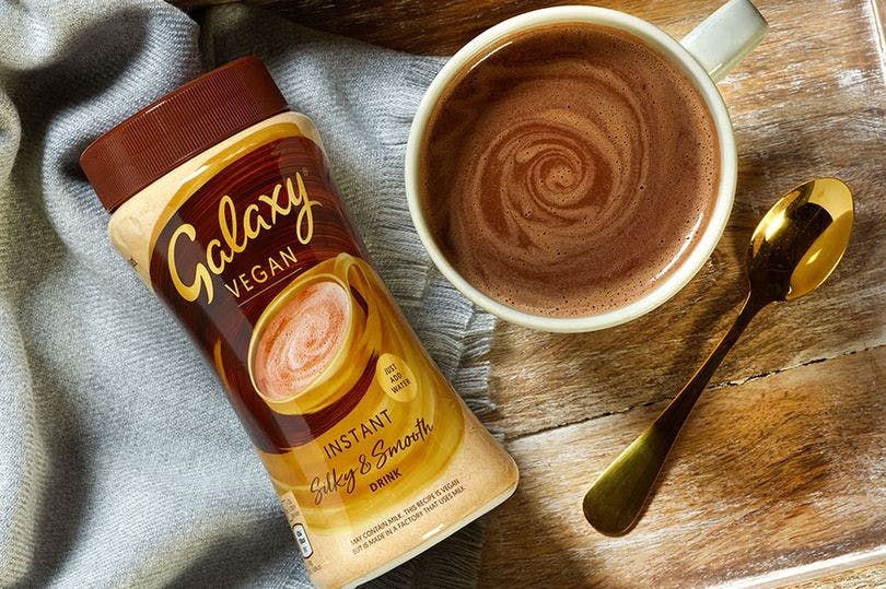 vegan galaxy hot chocolate