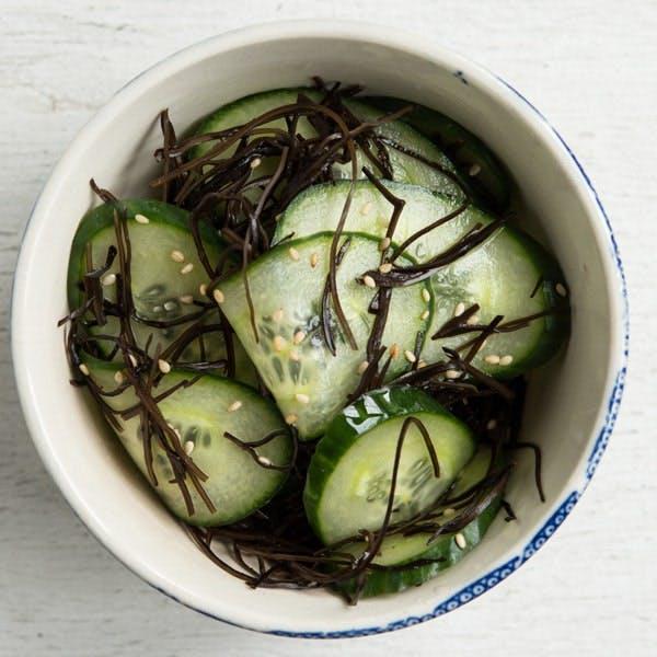 arame pickle salad