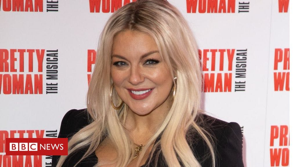 Sheridan Smith on the red carpet