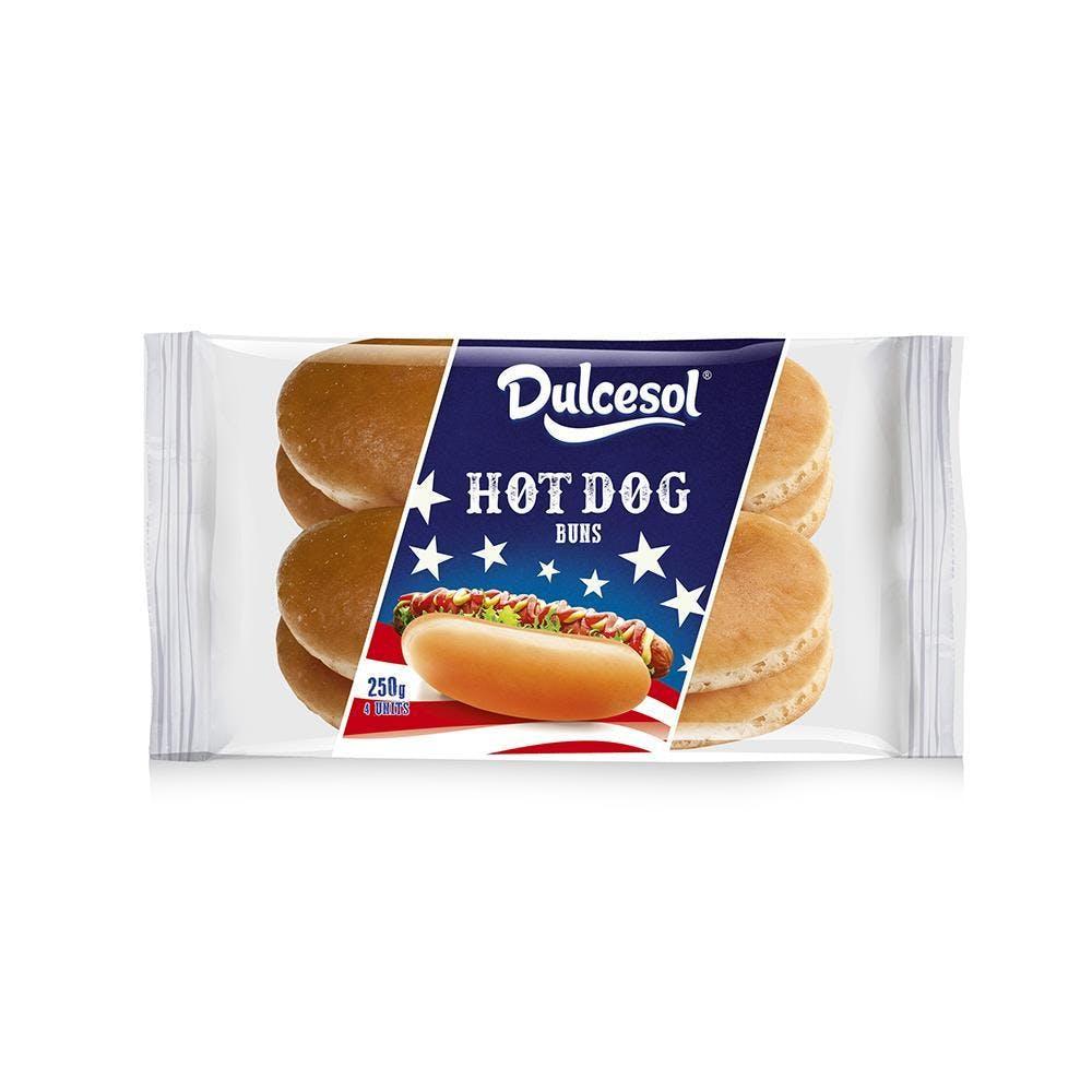 Dulcesol rolls