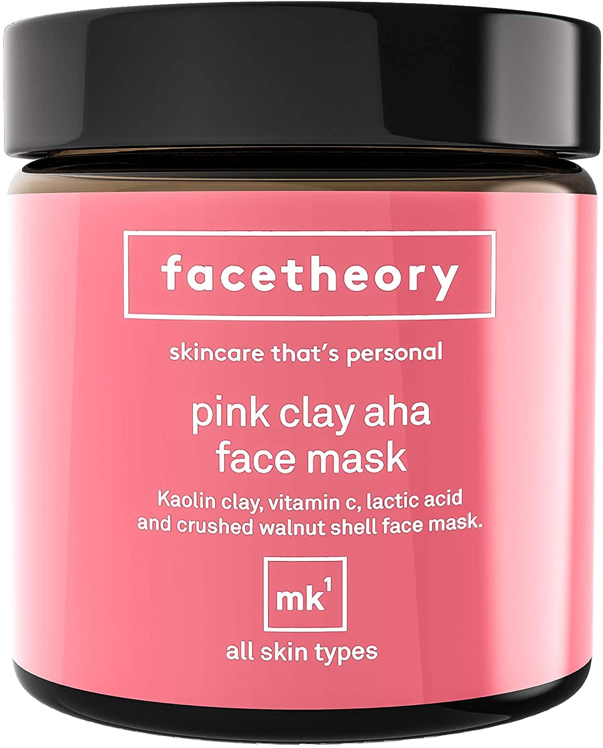 Face Theory mask in jar