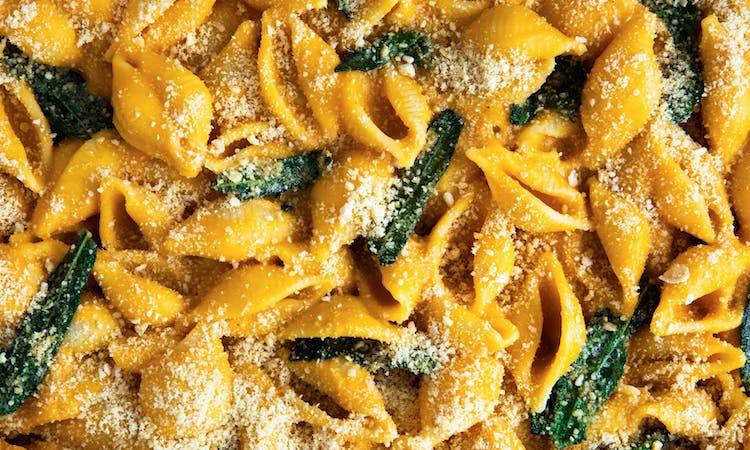 Pumpkin Pasta Bake  image