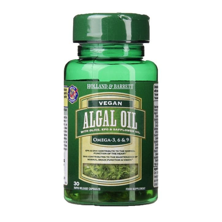 algal oil tablets