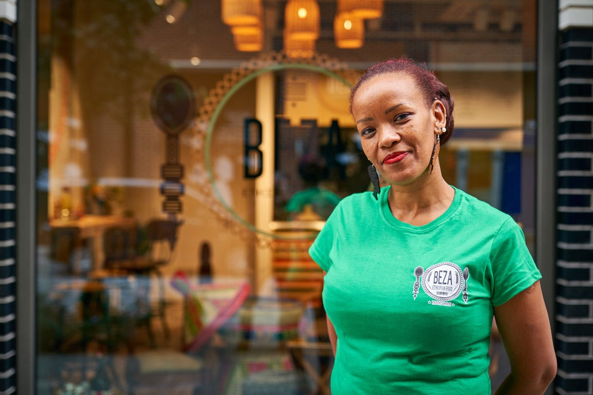 Beza Ethiopian Food founder London