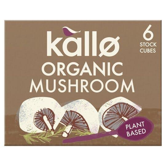 kallo mushroom cube