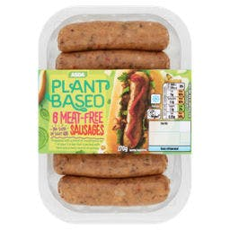 Asda vegan sausages