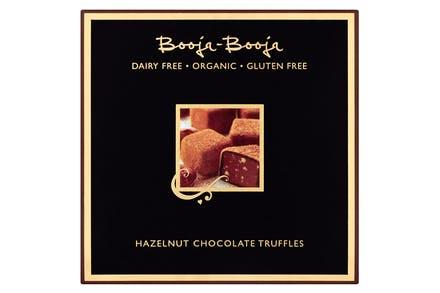 booja-booja truffles in box