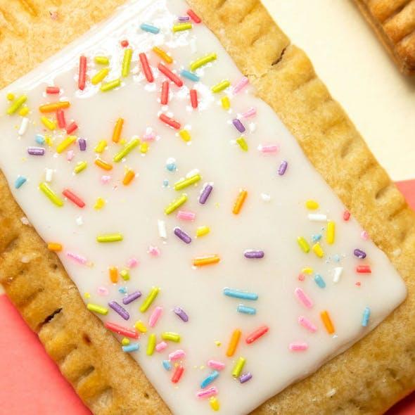 Vegan Pop Tarts  image