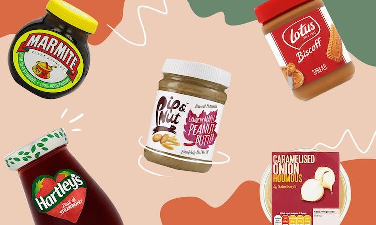 Vegan Shopping Basket – The Best Vegan Spreads image