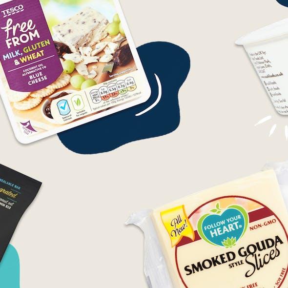 Vegan Shopping Basket – The Best Vegan Cheese image