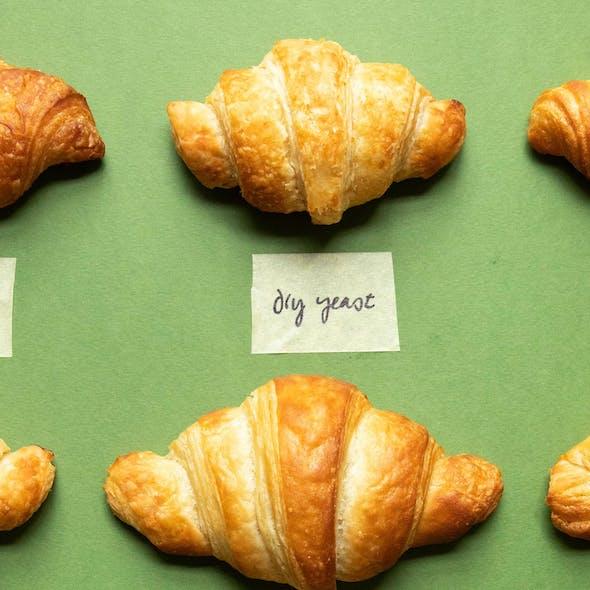 vegan croissant tests