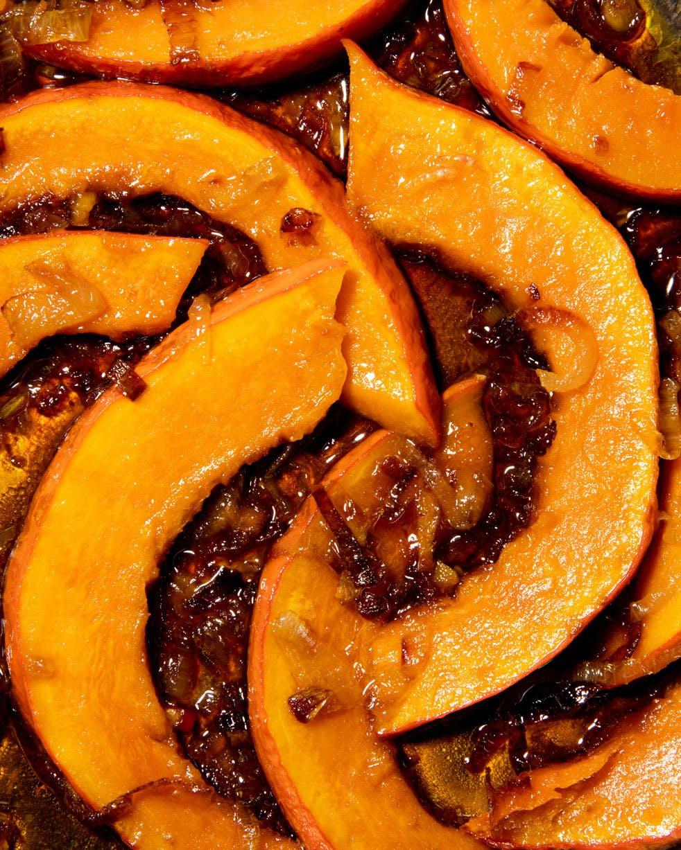 braised pumpkin