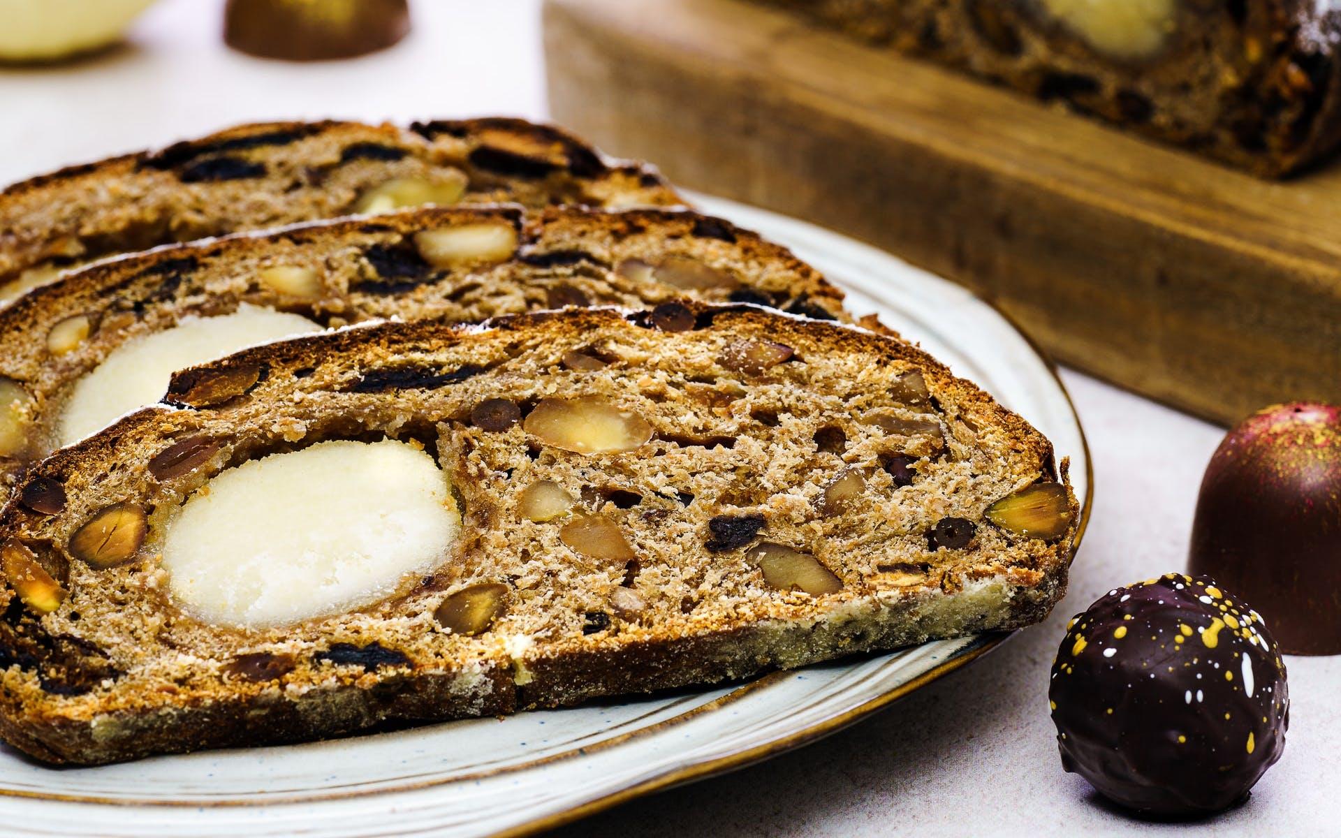 marzipan bread