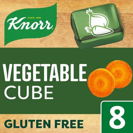 knorr veg cube