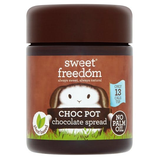 sweet freedom choc pot