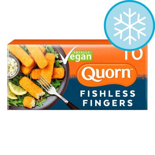 quorn fish fingers
