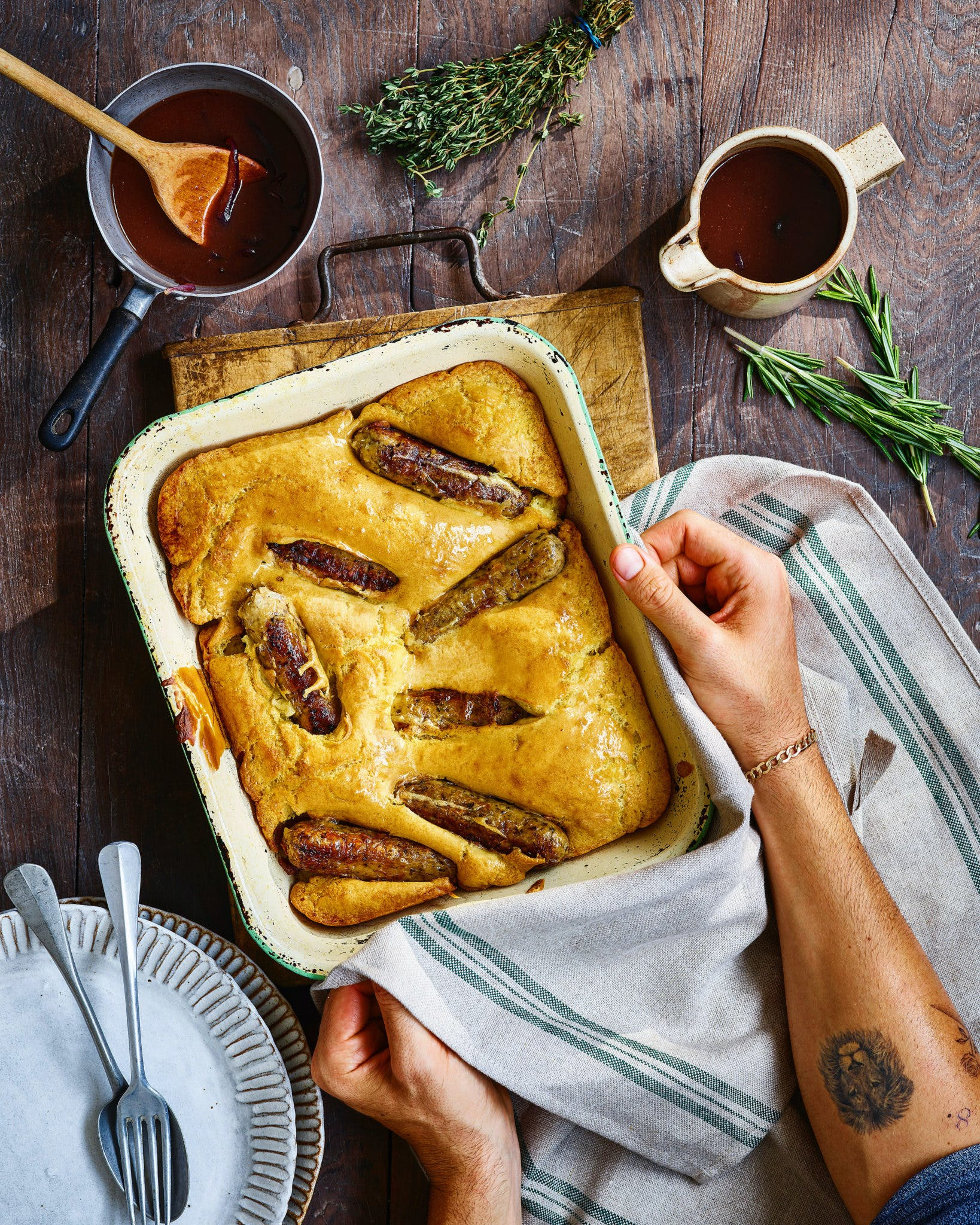 toad in the. hole