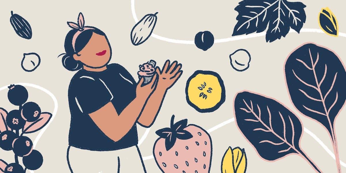 Food Diaries: Chanel the Vegan Bakery Owner image