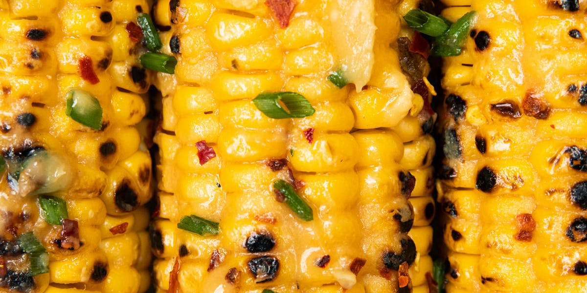 Corn On The Cob w/ Miso Butter image