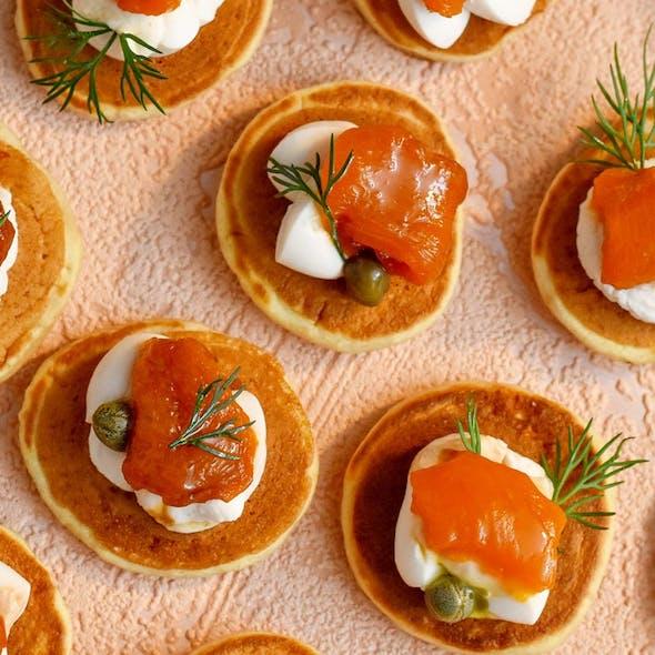 salmon-cream-cheese-blini