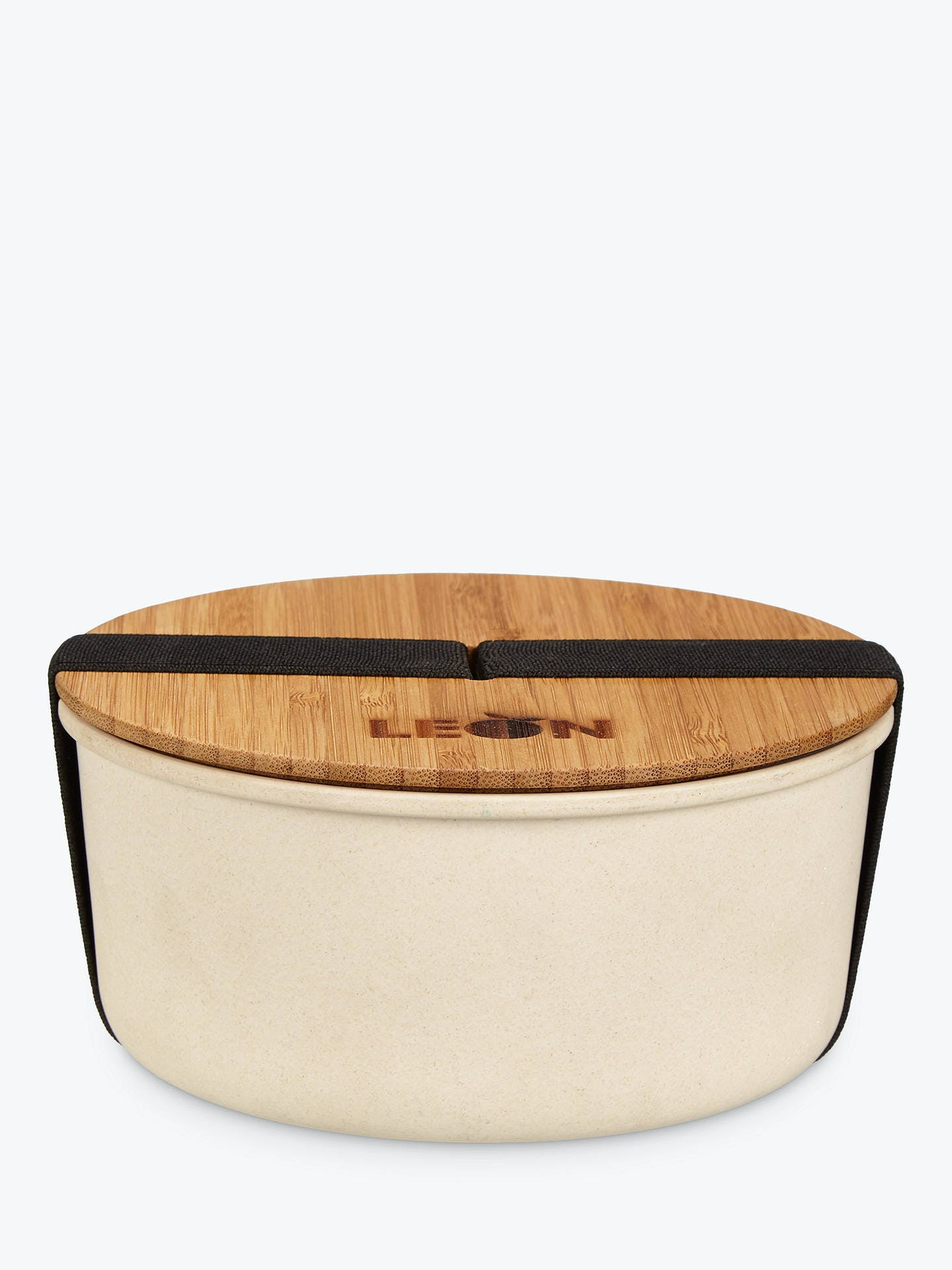 lunch pot on white background