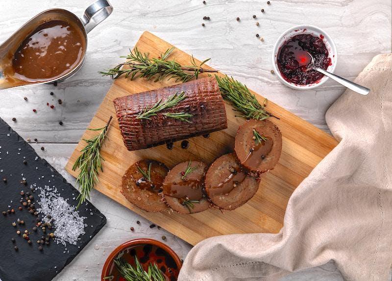 vegan roast fillet