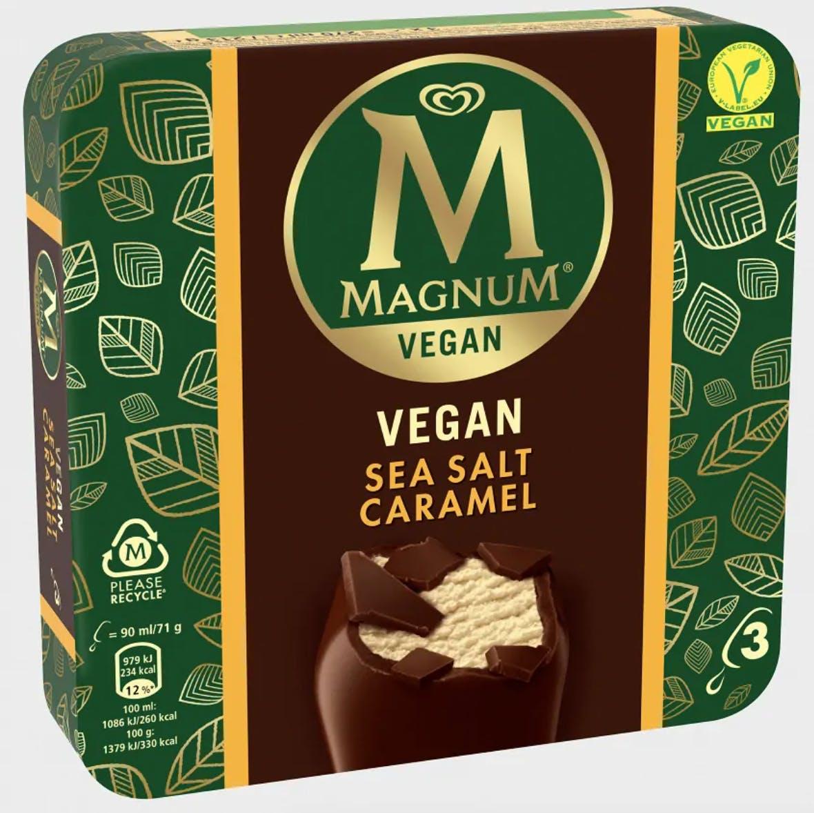 vegan magnum