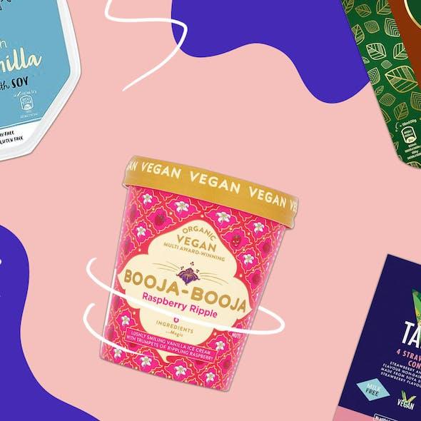 Vegan Shopping Basket – The Best Vegan Ice Cream image